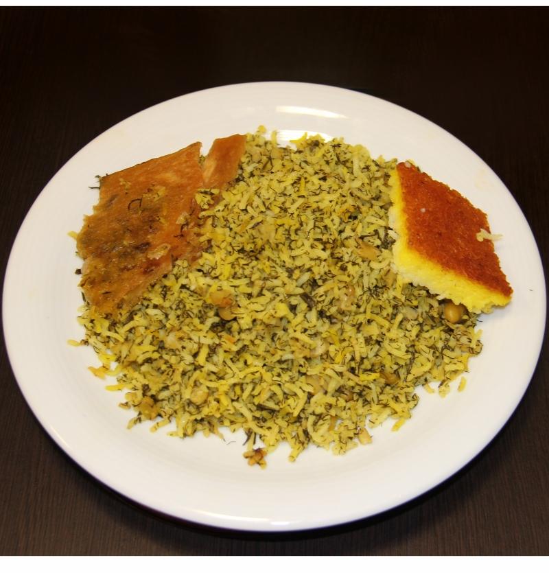 الفول والأرز واللحوم