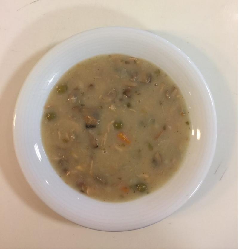 سوپ کرم قارچ